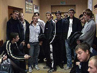 В Воронежской области начинается призыв в Вооруженные Силы