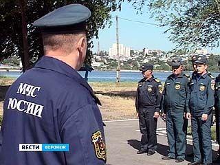 В Воронежской области официально открыт период навигации