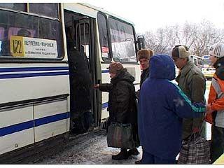 В Воронежской области подорожали междугородные и пригородные перевозки