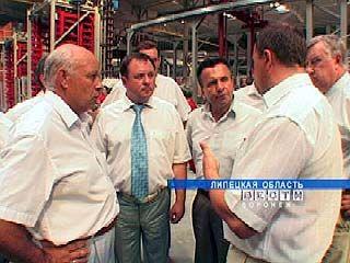 В Воронежской области примут закон об особых экономических зонах