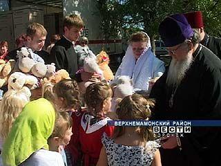 В Воронежской области продолжают помогать погорельцам