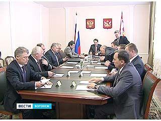 В Воронежской области разработают концепцию развития транспорта