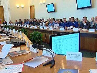 В Воронежской области решено наращивать темпы строительства