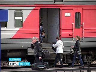 В Воронежской области вновь отменяют электрички - единственный транспорт для сотен людей