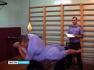 В Воронежской области выбрали лучшего инспектора ДПС