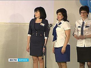 В Воронежской области выбрали самого творческого работника почты