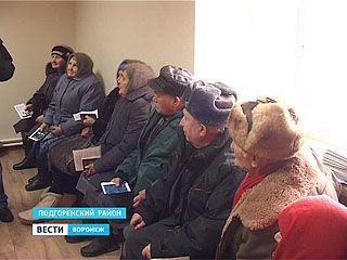 В Воронежской области выстраиваются очереди за удостоверениями детей войны