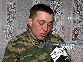 В Воронежской области задержан дезертир