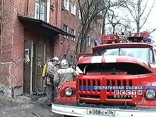 В Воронежской области зарегистрировано 78 пожаров