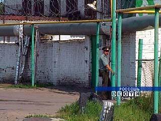 В Воронежской области завершен бунт за колючей проволокой
