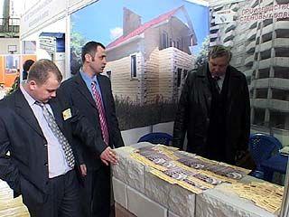 В Воронежской выставке впервые участвуют строители из Италии и Финляндии