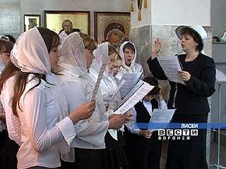 В Воскресной школе вместо ЕГЭ - Божественная литургия