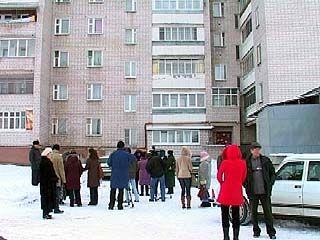 В Юго-Западном районе Воронежа прошел стихийный митинг