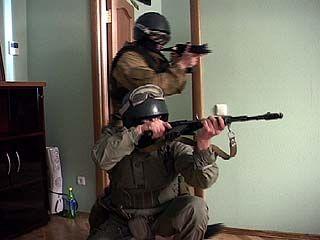 В здании суда Советского района закончились учения ФСБ