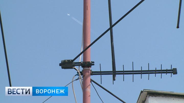 Воронежцам установят общедомовые антенны для цифрового телевидения