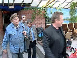 Василий Песков путешествует по Воронежской области с фотоаппаратом