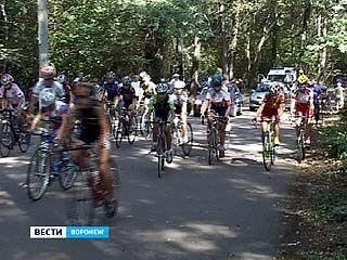 Велосипедистки приехали в Воронеж на всероссийские соревнования