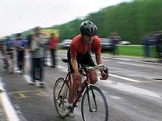 Велосипедисты открыли новый сезон