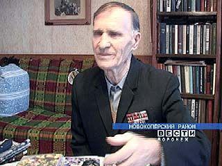 Ветеран войны стал самым уважаемым в Елань Колено учителем