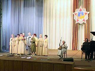 Ветеранов поздравили с годовщиной освобождения Воронежа