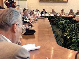 Ветераны Афганистана проведут заседание