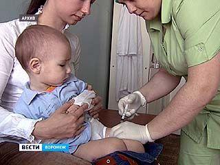 Вход в детсады и школы - только с прививкой от кори