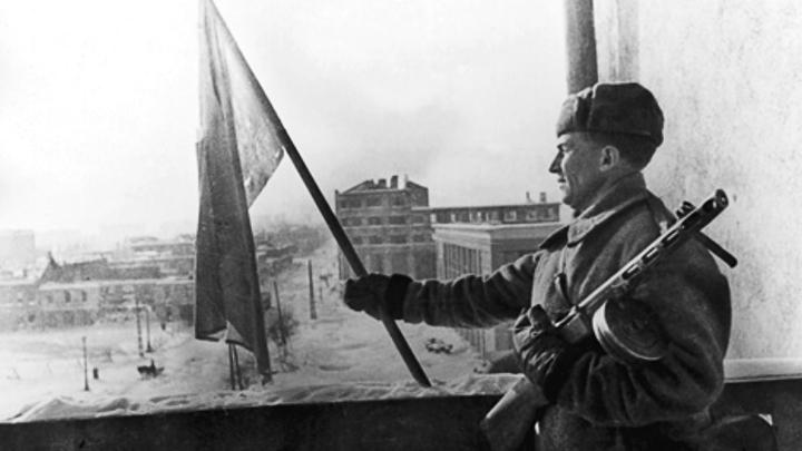 Воронеж после освобождения. 11 фото разрушенного города