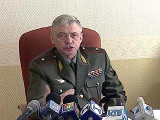 Виктор Калашников провел пресс-конференцию