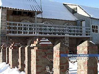 Владимир Чалов построил дом за 10 лет