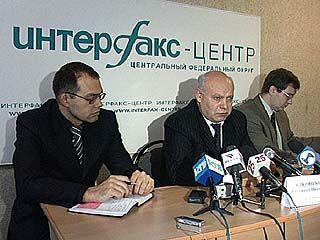 Владимир Ключников встретится с журналистами