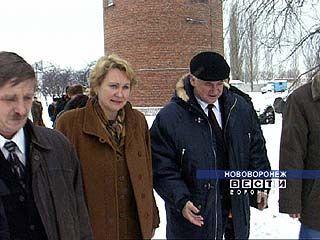 Владимир Кулаков посетил Нововоронеж