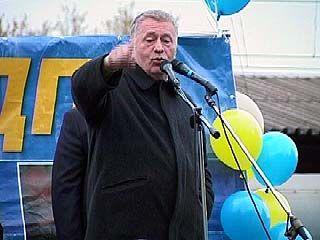 Владимира Жириновского требуют лишить полномочий зампредседателя Госдумы