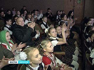 "Вместе со снегом и морозами в Воронеж пришёл ""Зимний карнавал"""