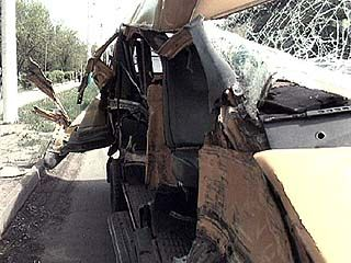 Вновь авария и вновь по вине водителя маршрутки