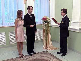 Во Дворце бракосочетаний прошел конкурс профмастрерства