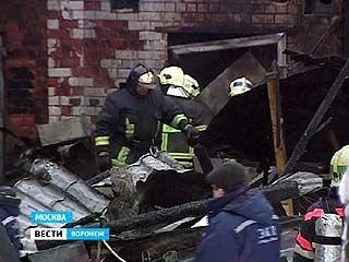 Во время взрыва в московском ресторане могли пострадать жители Воронежской области