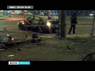 """Водитель """"Nissan"""" сбил трёх девушек на огромной скорости в центре города"""