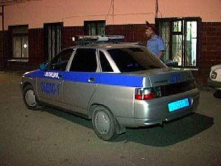 Водитель подчинился инспекторам ГИБДД только под пулями