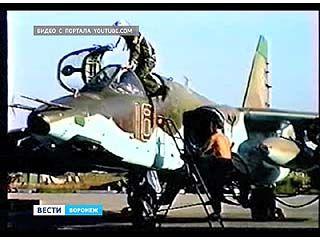 Военный штурмовик СУ-25 уже вылетел в Туркменистан