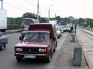 ВОГРЕССовский мост отремонтируют до конца года
