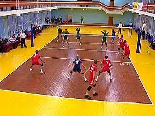 """Волейболисты """"Кристалла"""" встретились с командой из Краснодара"""