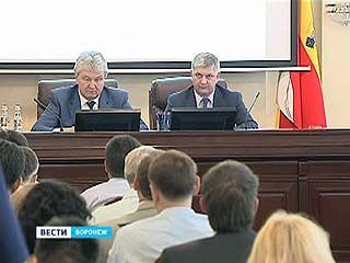 Воронеж готовится к празднованию 80-летнего юбилея области