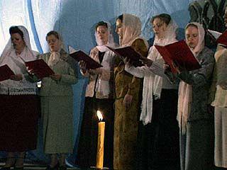 Воронеж отметил День православной матушки