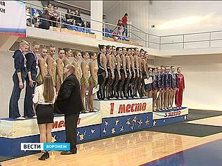 Воронеж получил право на проведение Кубка России по эстетической гимнастике