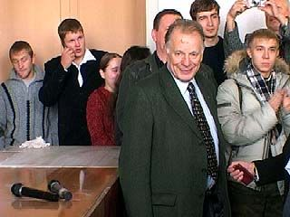 Воронеж посетил лауреат Нобелевской премии Жорес Алферов