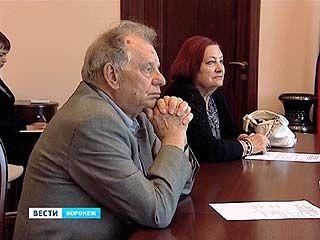 Воронеж посетил вице-президент Российской Академии наук Жорес Алферов