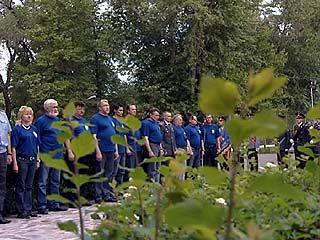 Воронеж посетили участники автопробега памяти сотрудников силовых структур