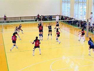 Воронеж принимал волейбольный турнир на призы Ирины Макогоновой
