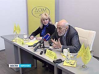 Воронеж в рамках экологического марафона посетил телеведущий Николай Дроздов