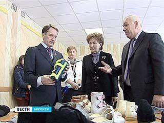 Воронежcкое предприятие по производству протезов получит дополнительное финансирование